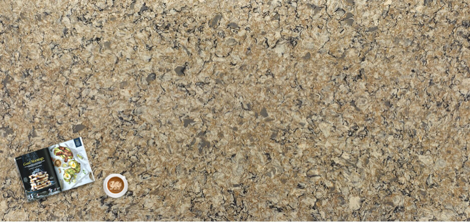 Bradshaw ™ | Waterstone Collection ™ | Cambria® Quartz Countertops