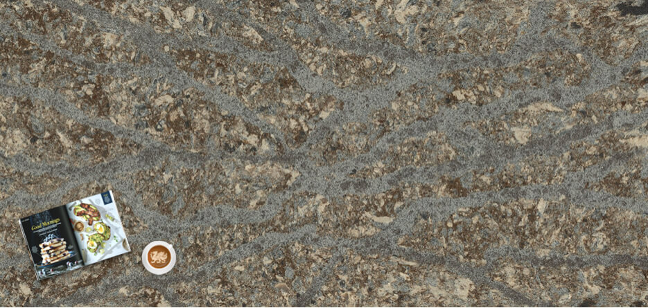 Cambria® Helmsley ™ Quartz Countertops from the Coastal Collection ™