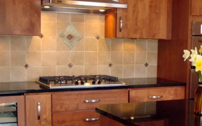 DON'T FORGET THE BACKSPLASH